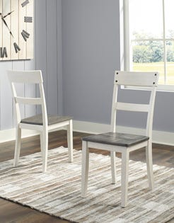 ASHELY Dining Room Side Chair Nelling