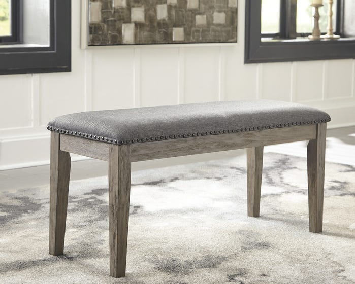 Ashley Upholstered Bench Aldwin