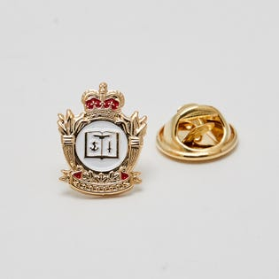 CDN Forces College Foundation Lapel Pin