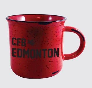 CFB Edmonton Ceramic Mug