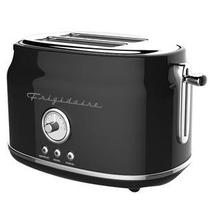 Frigidaire 2 Slice Retro Toaster Black APETO102-BLACK (EA1)