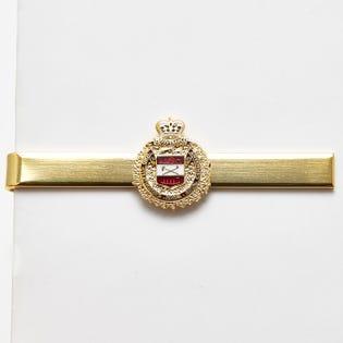 Pince à cravate dorée du LdSH(RC)