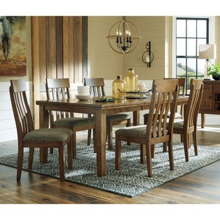 Ashley Dinning Room Butterfly Table Flaybern