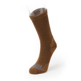Fits Light Tactical Boot Sock Coyote Brown (EA1)