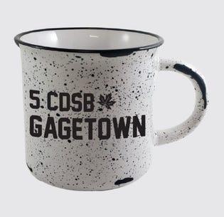 Tasse en céramique de la 5 CDSB Gagetown