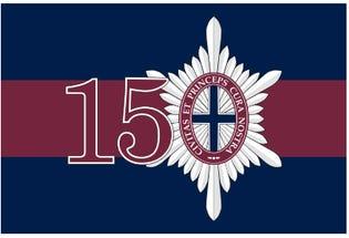 GGFG 150th Flag Magnet