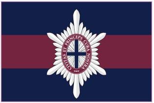GGFG Camp Flag Magnet