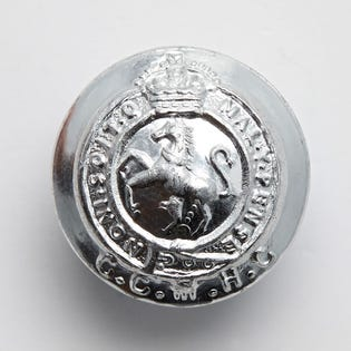 Governor General's Horse Guards MED R Button