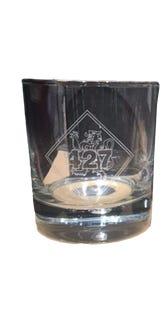 427 SQN Scotch Glasses