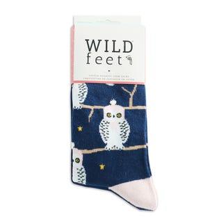 WILDFEET W Snowy Owl 3PK Socks