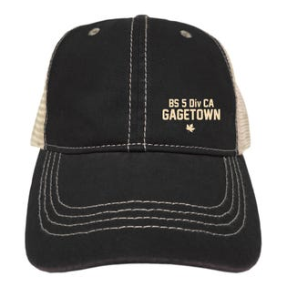 BS 5 Dic CA Gagetown Baseball Cap