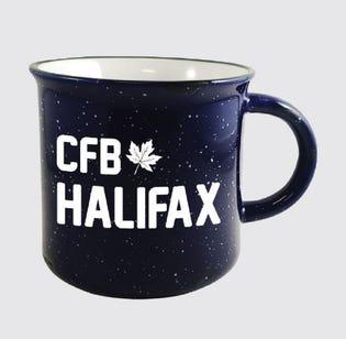 CFB Halifax Ceramic Mug