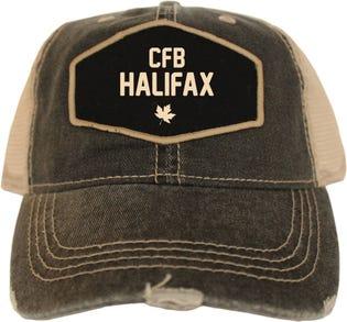 Casquette style rétro de la CFB Halifax