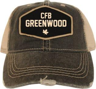 CFB Greenwood Vintage Style Ball Cap