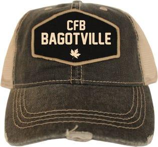 Casquette style rétro de la CFB Bagotville