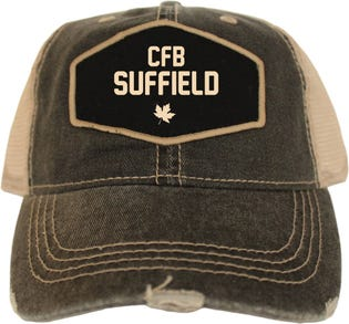 CFB Suffield Vintage Style Ball Cap