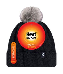 Heat Holder Youth Glacier Peak Toque