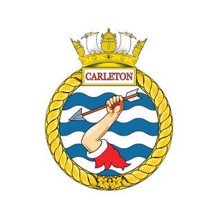 HMCS Carleton Sticker