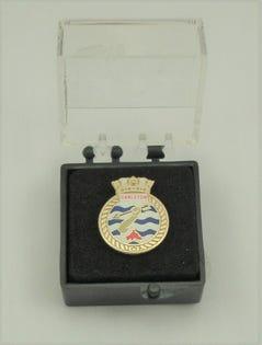 HMCS Carleton Lapel Pin