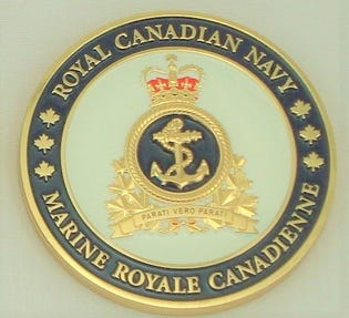 HMCS Carleton Coin