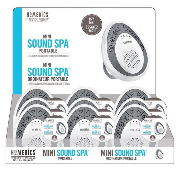 HOMEDICIS Mini SoundSpa