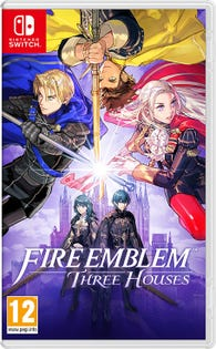 Switch Fire Emblem Three Houses Game
