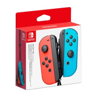 Switch Joy Con Controllers