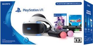 Playstation VR Bundle 2019