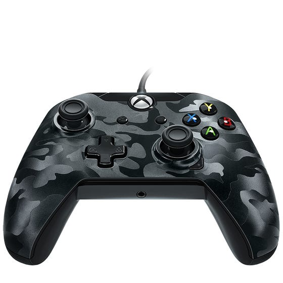 PDP Wired Controller Xbox One Black