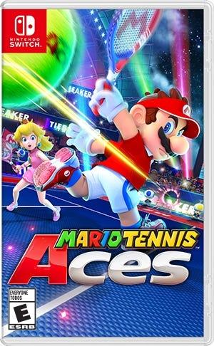 SWITCH Mario Tennis Aces Game