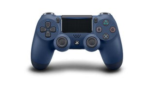 PS4 Wireless Controller Midnight Blue