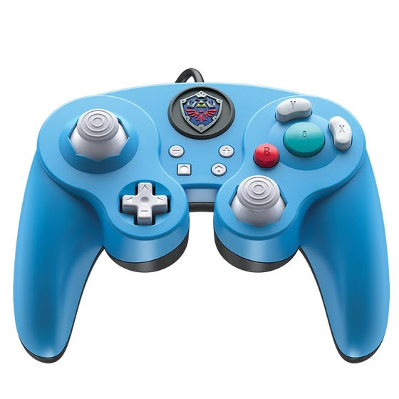PDP Fight Pad Controller Switch Link