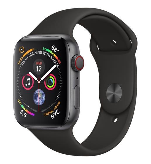 Apple Watch S4 GPS + Cellular