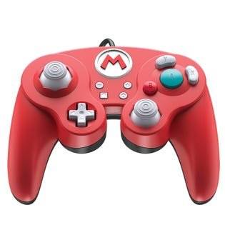 PDP Contrôleur Fight Pad Switch Mario