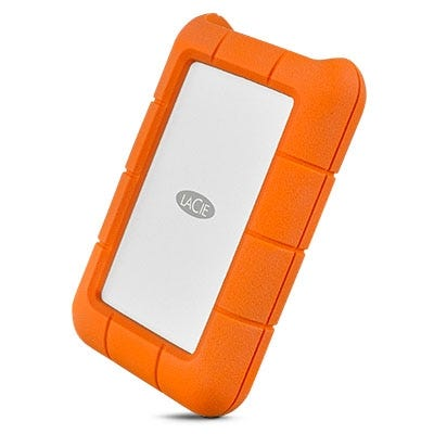 LaCie 2TB Rugged Mobile USB-C