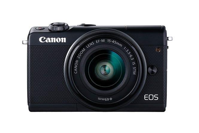 Canon EOS Mirrorless M100 Camera Kit