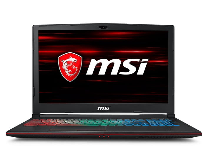 MSI Leopard Laptop 15.6In
