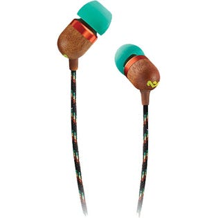 Marley Smile Jamaica Earbud Orange EM-JE041-RA