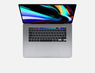 Apple MacBook PRO 16in EN
