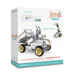 Jimu Robot BuilderBots Overdrive Kit
