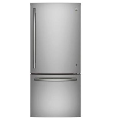 GE Bottom Mount Refrigerator