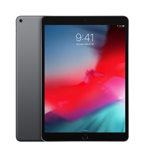 iPad  de 10.5po, 64 GO, Wi-Fi, Gris Cosmique Apple