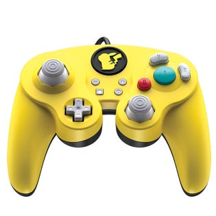 PDP Contrôleur Fight Pad Switch Pikachu