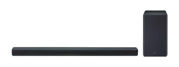 LG 360W High Res Audio w/Dolby Atmos Sound Bar