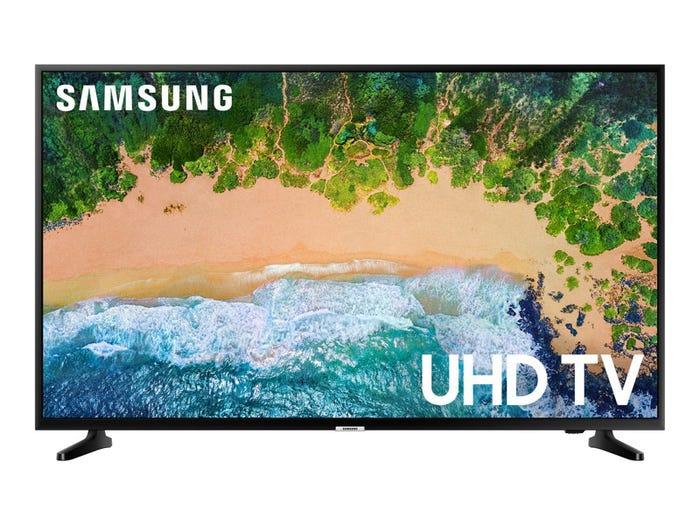 "Samsung 55"" UHD 4K Smart TV UN55NU6900FXZC"