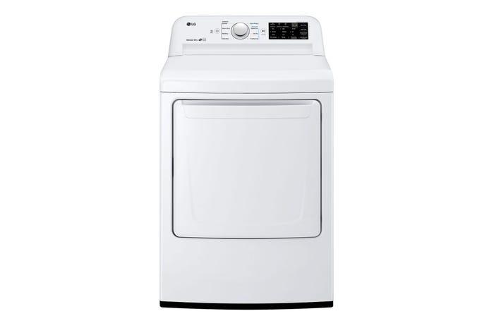LG 7.3cu.ft Electric Dryer