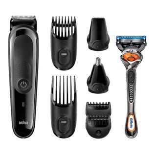 BRAUN -  Multigroom Shaver (3060)