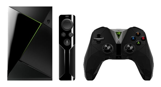 Nvidia Shield TV Gaming Streamer