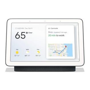 Google Nest Hub Charcoal GA00515-CA