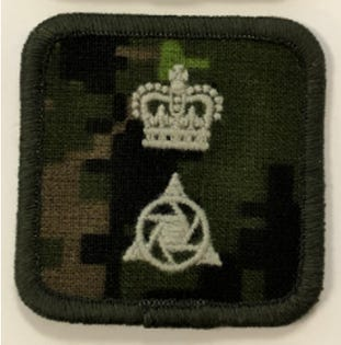 Army PA Imagery Tech L3 Badge